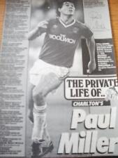 1986/1988 Charlton Athletic-Miller, Paul [Home Kit] (