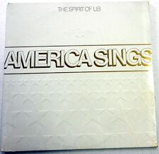 The SPIRIT of US AMERICA SINGS LP SEALED Macarthur park