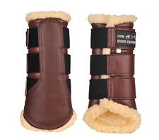 HKM Cheval Protection Bottes confort toutes tailles et couleurs