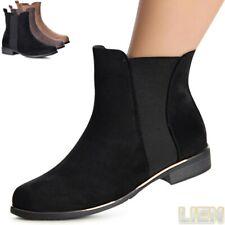 Botas Mujer Chelsea Boots Botas Botas Zapatos De Mujer Botines