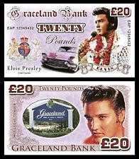 Elvis Presley Novelty Banknotes