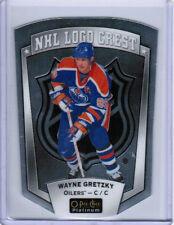 16/17 O-PEE-CHEE PLATINUM NHL LOGO CREST DIE-CUT CARDS NHLLD-XX U-Pick From List