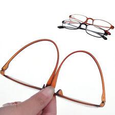 Flexible Reading Glasses TR90 Readers Spectacles +1.0 +1.5 +2.0 +2.5 Eyeglasses