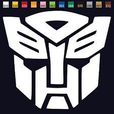 TRANSFORMER Autobot Phone/Car/Window/laptop Vinyl Decal DIE CUT CM001