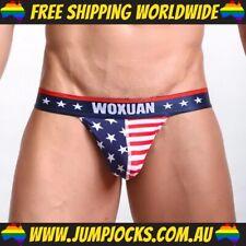 USA Flag Bikini Briefs - Jocks, Underwear, Gay *FREE SHIPPING WORLDWIDE*