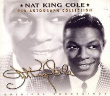 NAT KING COLE - 2 CD AUTOGRAPH COLLECTION