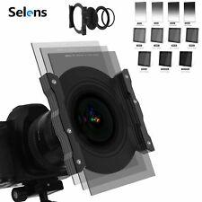 Selens 105/150mm Square ND Neutral Density Lens Filter Optical Glass GND 10 stop