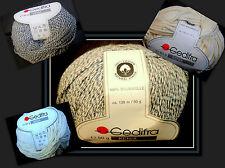 Soft- Baumwolle, melange, 100m -130 m , Anny Blatt, Gedifra, Sonstige, Vintage