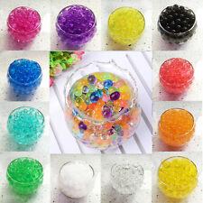 500 pcs billes ou perles d'eau boules décoratives pour bocal