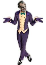 Mens Arkham Asylum Joker Costume
