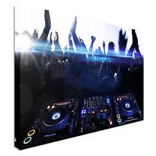 PIONEER DJ Modern Canvas Canvas Art Cheap Wall Print Home Interior