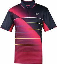 Victor Polo Korea Unisex pink 6226   Badminton Tischtennis Polo