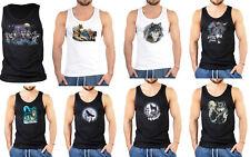 Adler T-Shirt - Wolf / Wölfe T-Shirt - Tiermotiv - Indianer Country - Western