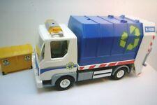 Playmobil -- Pièce de rechange -- Camion poubelle 4129 --