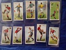 JOHN PLAYER HINTS ON ASSOCIATION FOOTBALL 1934  choose your card
