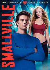 Smallville - The Complete Seventh Season (DVD, 2008, 6-Disc Set) NEW