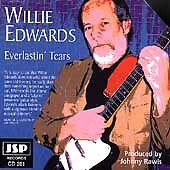 Willie Edwards - Everlastin' Tears (Jan-1997, JSP (UK Import) CD