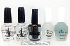 EzFlow Nail Essential- Pick Any Preps, Top Coats and Treatments- 0.5 fl.oz/14ml