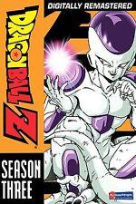 Dragon Ball Z - Season 3 (DVD, 2009, 6-Disc Set, Digitally Remastered)