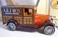 """Y-21B Ford Model """"A"""" Woody Wagon """"A&J"""" neuwertig in Box"""