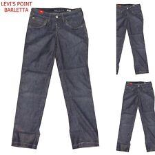 jeans donna elasticizzato estivo miss sixty tiffany dritto Azzurro taglia W27