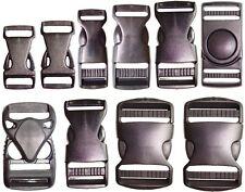 Steckschließer 20mm Weiss Acetal Steckschnallen 50er Pack Steckschnallen