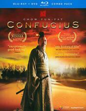 Confucius (DVD/Blu-ray Combo) DVD, Chow Yun-Fat, Mei Hu