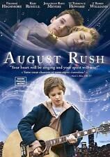 August Rush (Standard/Widescreen DVD, 2007) BRAND NEW!