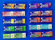 FALIM Sugar Free Chewing Gum  SUGARLESS Turkish chewing gum FREE SHIPPING