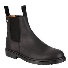 suedwind Botas Nuevo trabajar - Negro De Montar Botines piel zapatos