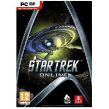 17689 // Jeu STAR TREK ONLINE SILVER Edition PC NEUF