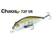 Pontoon 21 caos 72f SR/72mm 9,3g/Floating/Lures señuelos
