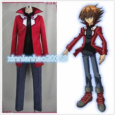 Yu-Gi-Oh! GX Jaden Yuki Cosplay Costume Custom