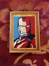 Iron Man Christmas Ornament/Magnet/Dollhouse miniature