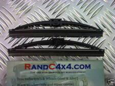 2X DKC100860 Range Rover P38 Head Light Lamp Wiper Blade