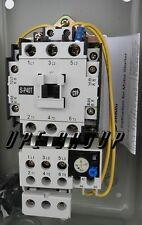 Magnetic Motor starter control 48amp 15hp 3ph 230v for air compressor