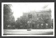 Terborg BROMOGRAFIA Hotel de Roode Leeuw Gelderland Netherlands stamp 1934