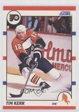 1990-91 Score #177 Tim Kerr Philadelphia Flyers Hockey Card