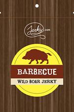 All-Natural Wild Boar Jerky