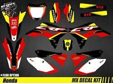 Kit Déco Moto pour / Mx Decal Kit for Honda CRF - Storm