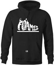"""""""FOAMS"""" Hoodie to match Foamposite PRO """"DR. DOOM"""""""