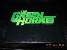 THE GREEN HORNET COASTER WITH SPECIAL BOXSET SETH ROGEN JAY CHOU CAMERON DIAZ