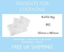 Self Seal Bubble Bag BB2 130mm x 180mm