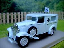 1/43 Eligor (France)  Citroen 1934 Ambulance