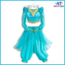 Disney Aladdin's Jasmine Costume for Kids sizes 3-10 brand new