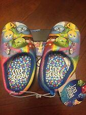 Disney Pixar Inside Out unisex slippers