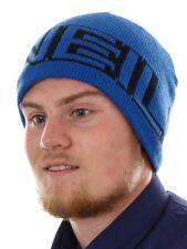 O'Neill Beanie Cappello invernale Copricapo Blau SCRITTA fodera in pile