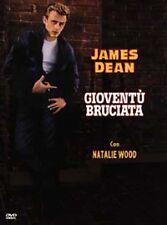 GIOVENTU' BRUCIATA JAMES DEAN DVD VERSIONE SNAPPER