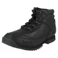 Chaussures Timberland en cuir pour garçon de 2 à 16 ans