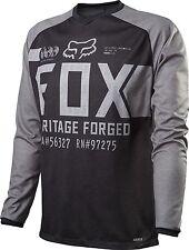 Fox Racing Indicator L/S Long Sleeve Jersey Heather Black
